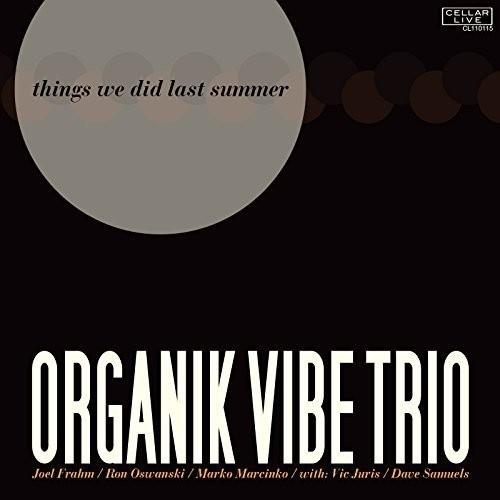 Organik Vibe Trio - Things We Did Last Summer