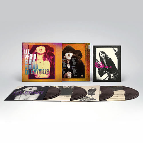 Liz Phair - Girly-Sound To Guyville: The 25th Anniversary [LP Box Set]