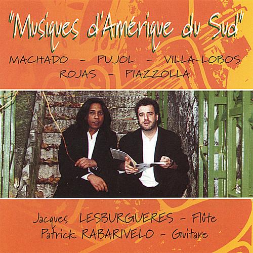 Musiques D'amarique Du Sud for FL & GTR