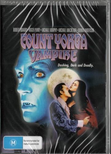 Count Yorga Vampire [Import]