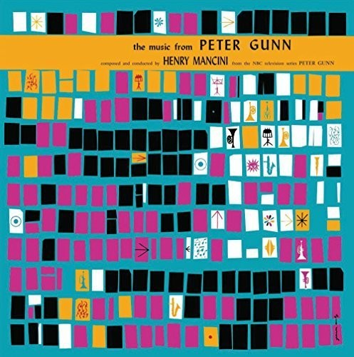 Music from Peter Gun (Original Soundtrack) [Import]