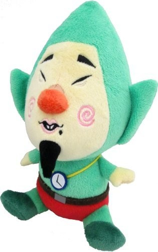 "- Little Buddy The Legend of Zelda Tingle 8"" Plush"