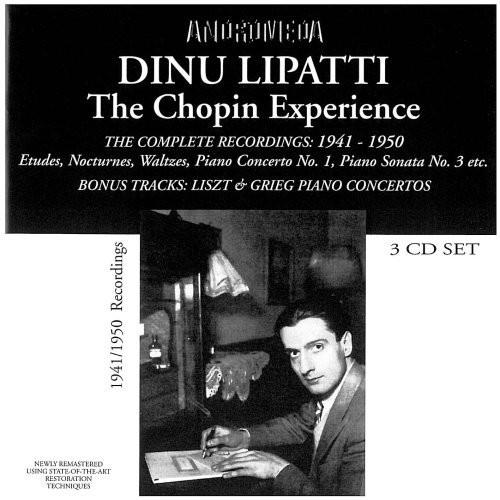 Etudes Nocturnes Klavierkonz