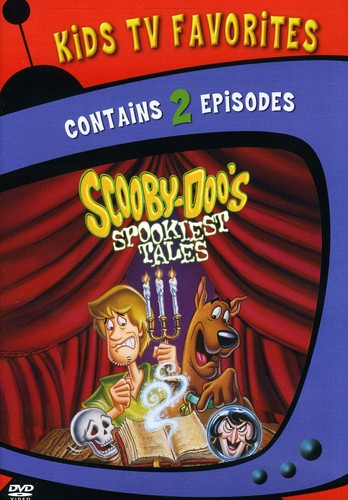 Scooby Doo's Spookiest Tales - TV Favorites