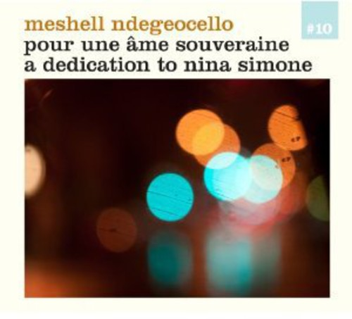 Ndegeocello/Oconnor/Reagon/Wright/June/Chestnutt - Dedication To Nina Simone