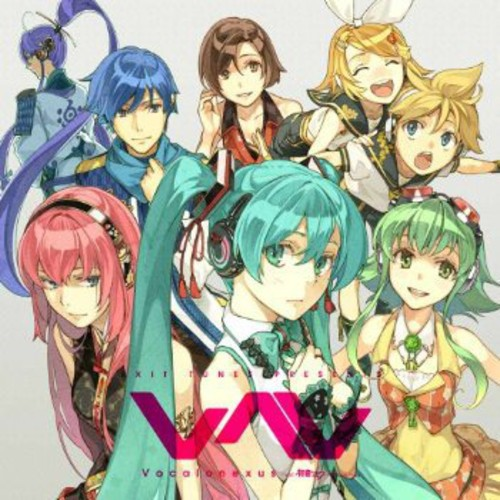 Exit Tunes Presents Vocalonexus Featuring Hatsune [Import]