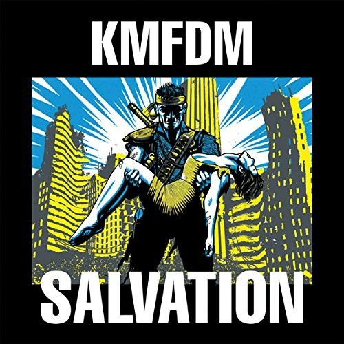 KMFDM - SALVATION EP