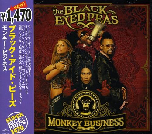 Black Eyed Peas - Monkey Business (Bonus Tracks) (Jpn)