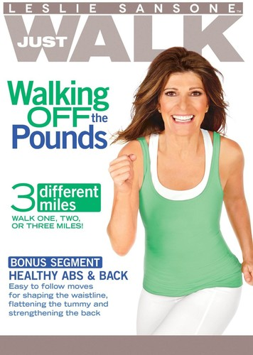 Walking Off the Pounds