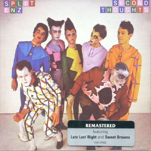 Split Enz - Second Thoughts (Aus) [Remastered]