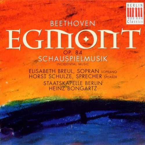 Egmont Overture /  Incidental Music