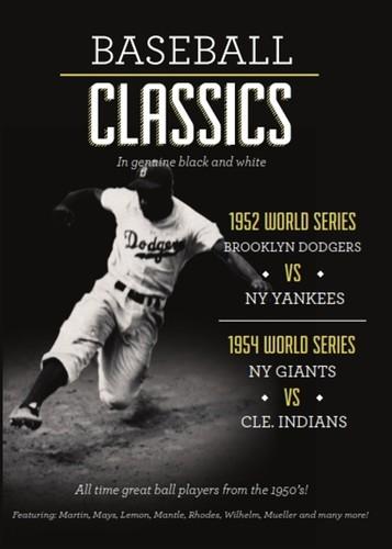 MLB: Baseball Classics Highlights From 1952-1954