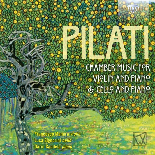 Chamber Music for Violin /  Cello & Piano