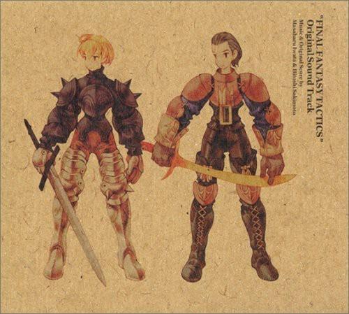 Final Fantasy Tactics (Original Soundtrack) [Import]