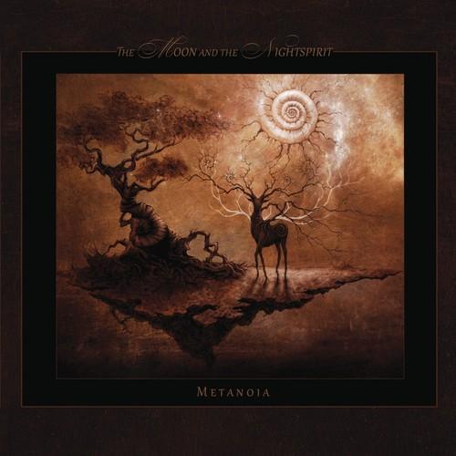 The Moon and the Nightspirit - Metanoia (Bonus Cd) [Limited Edition] [Digipak]