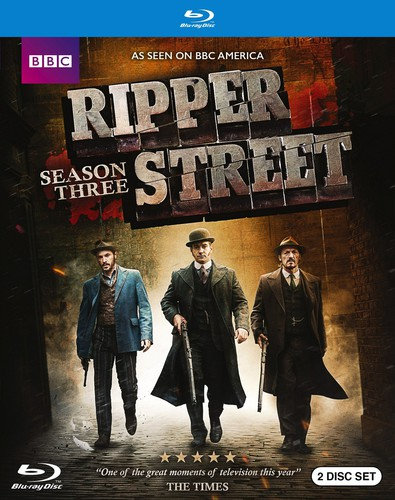 Ripper Street: Season Three