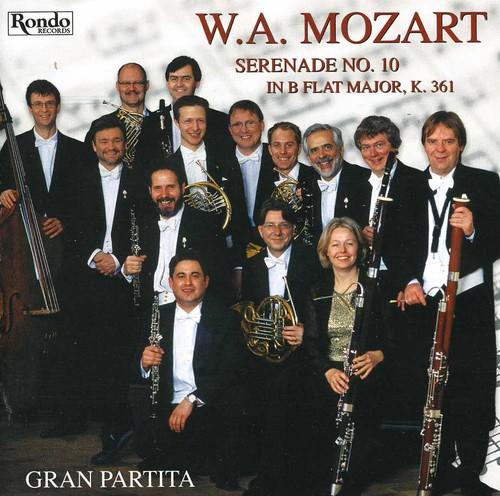 Serenade No.10 in B Flat Major K. 361 Gran Parti