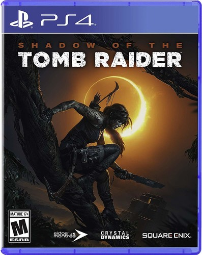 Ps4 Shadow of the Tombraider - Shadow Of The Tombraider