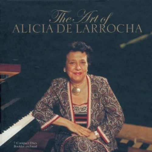 Art of Alicia de Larrocha