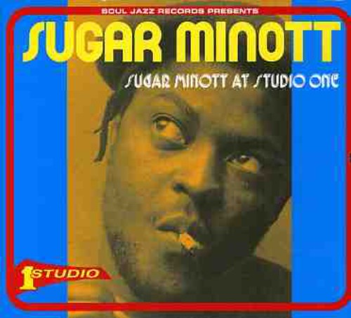 Sugar Minott - Sugar Minott at Studio One