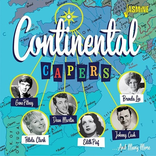 Continental Capers /  Various [Import]