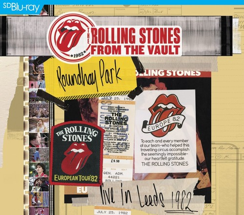 The Rolling Stones: From the Vault - Live in Leeds 1982