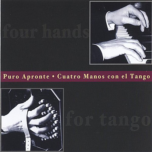 Cuatro Manos Con El Tango