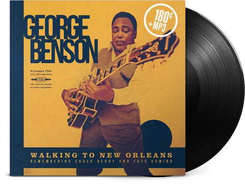 George Benson - Walking To New Orleans [LP]