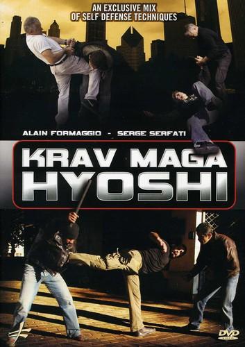 Krav Maga Hyoshsi: Self Defence Techniques