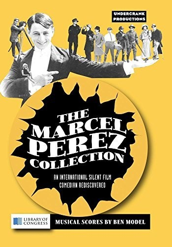 The Marcel Perez Collection: Volume 1