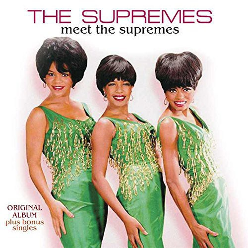 Meet the Supremes [Import]