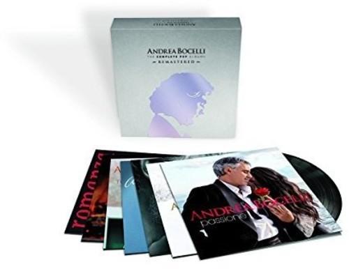 The Complete Pop Vinyl Albums Box Set