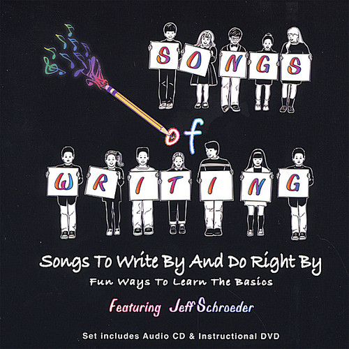 Songs of Writing