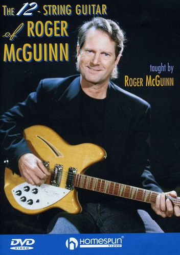 12 String Guitar of Roger Mcguinn
