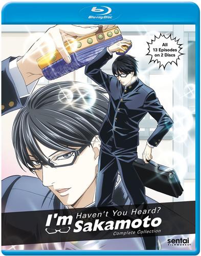Haven't You Heard: I'm Sakamoto
