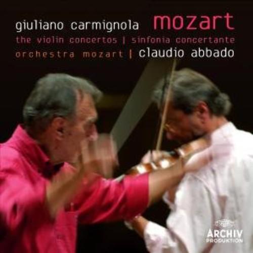 5 Violin Concertos /  Sinfonia Concertante