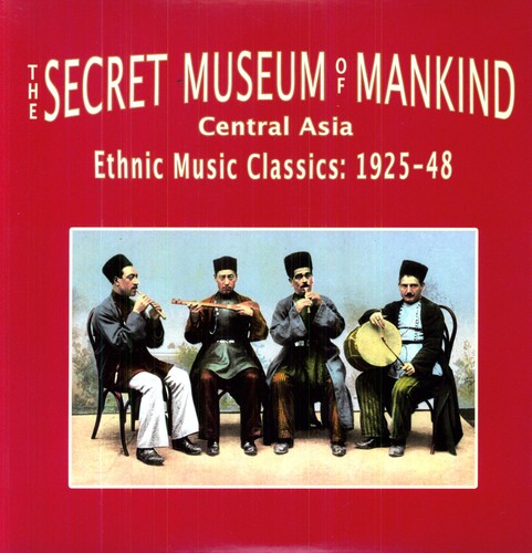 The Secret Museum of Mankind: Central Asia