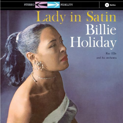 Lady in Satin [Import]