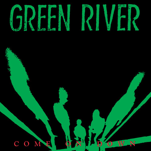 Green River - Come On Down (Bonus Track) [Limited Edition LP] [Green Vinyl]
