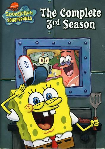 Spongebob Squarepants: The Complete Third Season