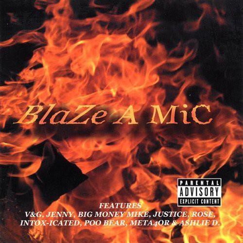 Blaze a Mic