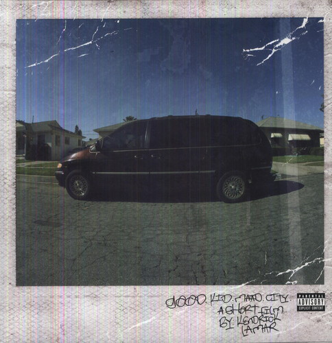 Kendrick Lamar - Good Kid: M.A.A.D City [Vinyl]