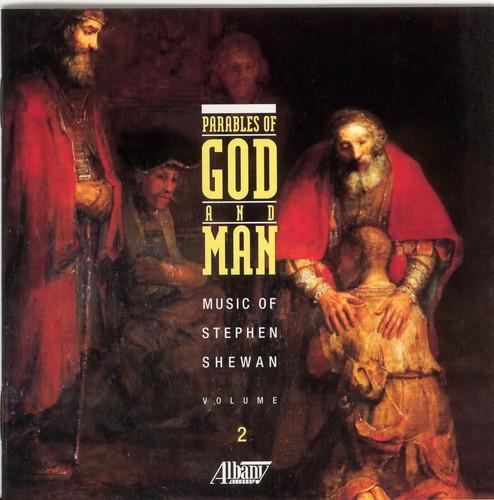 Parables of God & Man Vol #2