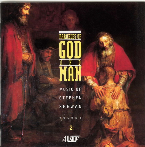 Parables of God & Man Vol #2
