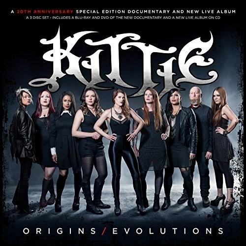 Kittie - Kittie: Origins/Evolutions [Deluxe CD/DVD/Blu-ray]