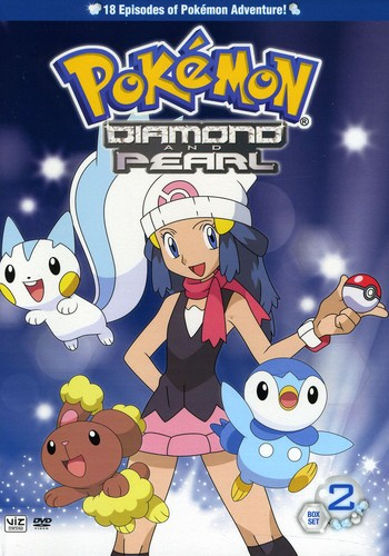 Pokémon: Diamond and Pearl: Box Set 2