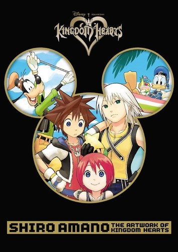 - Shiro Amano: The Artwork of Kingdom Hearts