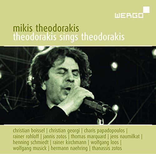 odorakis / Zotos - Theodorakis Sings Theodorakis