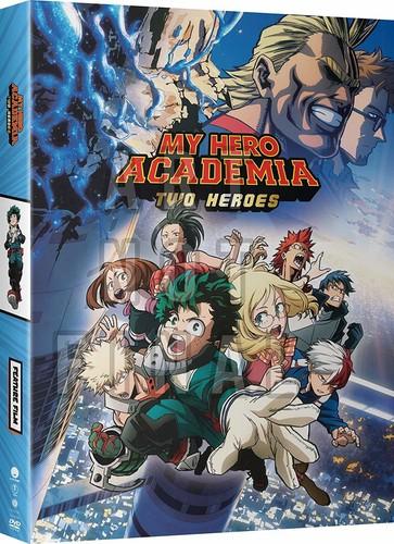My Hero Academia: Two Heroes - My Hero Academia: Two Heroes