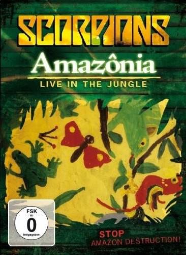 Amazonia: Live in the Jungle [Import]